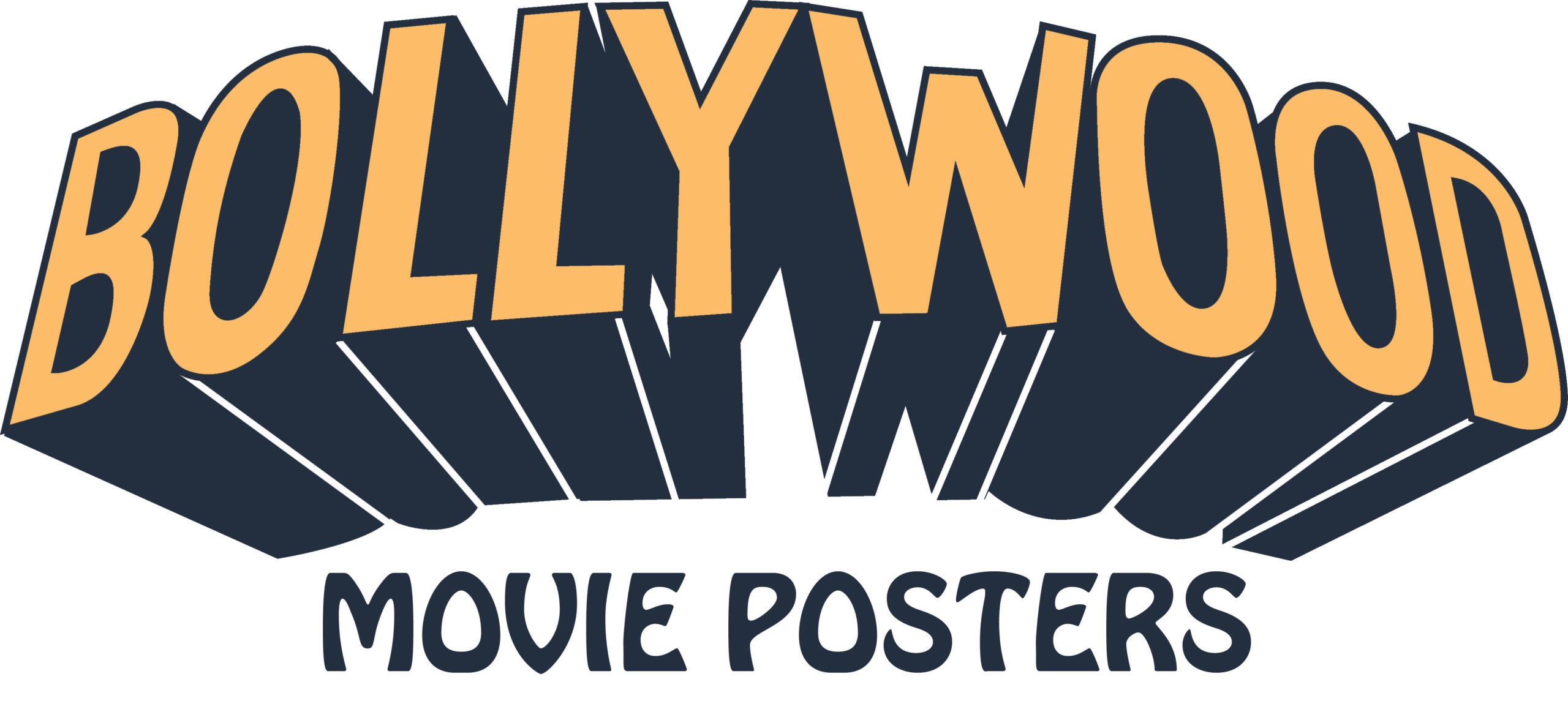 Bollywood Movie Posters Logo