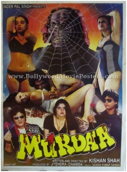 Murdaa adults Hindi horror movies poster