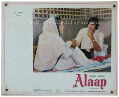 Alaap 1977 amitabh bachchan old movie photos stills posters