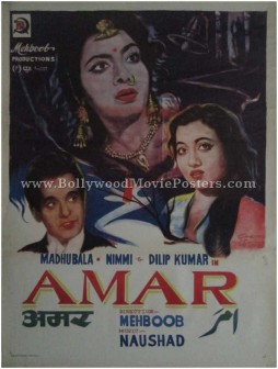 Amar 1954 where to buy movie posters in delhi