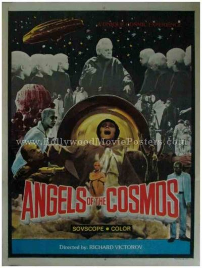 Angels Of The Cosmos old russia bollywood movies posters