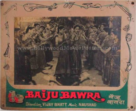 baiju bawra meena kumari old bollywood movie photos