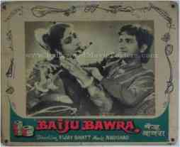 baiju bawra meena kumari old bollywood stills