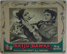 baiju bawra meena kumari old bollywood stills