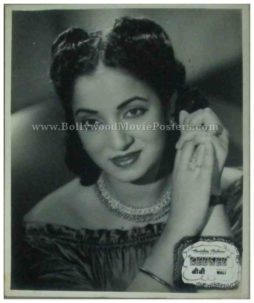 Beewee 1950 mumtaz shanti old bollywood movie black and white pictures photos stills lobby cards