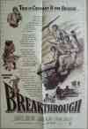 Breakthrough 1950 old vintage movie handbills for sale online in US, UK, Mumbai, India
