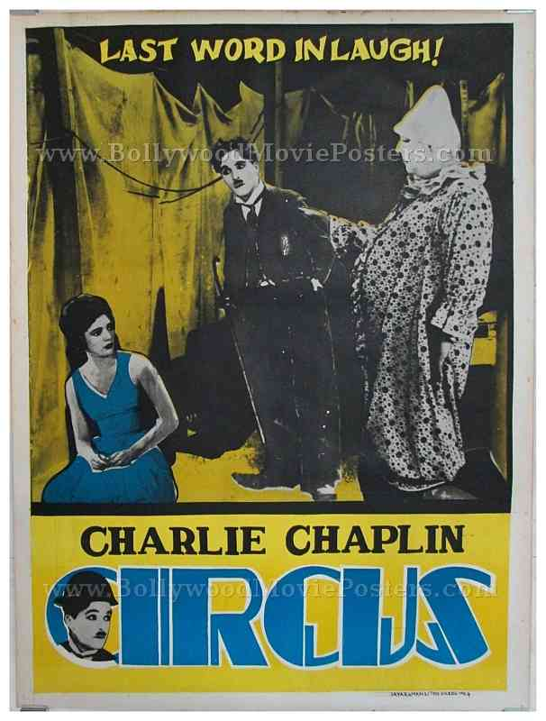 The Circus | Bollywood Movie Posters