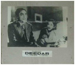 Deedar 1951 Dilip Kumar Nargis old bollywood movie photos stills lobby cards