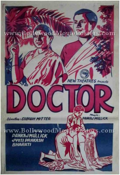 Doctor 1941 buy vintage bollywood movie posters for sale online