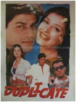Duplicate 1998 buy shahrukh khan posters online India