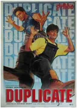 Duplicate 1998 shahrukh khan SRK bollywood movie posters for sale