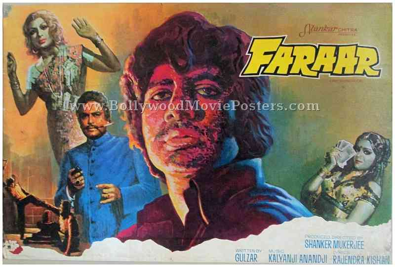 faraar bollywood movie posters