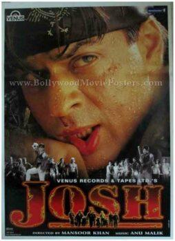 Josh 2000 buy Shahrukh Khan SRK posters online india
