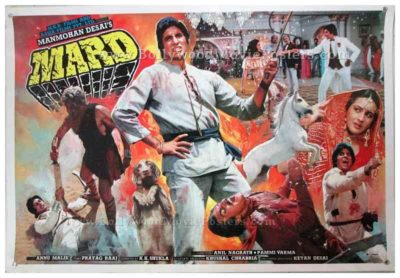 Mard Amitabh old hindi movie stills