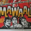 Mawaali classic hand painted drawn movie bollywood posters