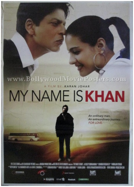 My Name Is Khan kajol shahrukh khan posters online india