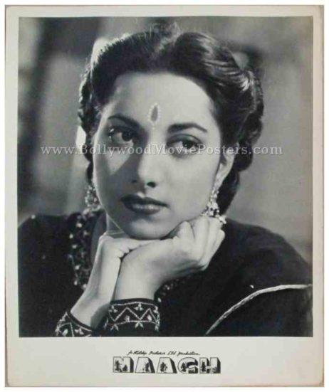 Naach 1949 actress suraiya photos old black and white bollywood movie stills