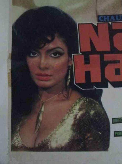 Namak Halaal Amitabh poster