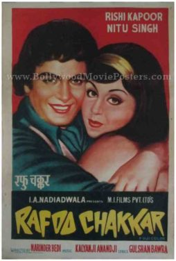 Rafoo Chakkar where to buy old bollywood movie posters in delhi