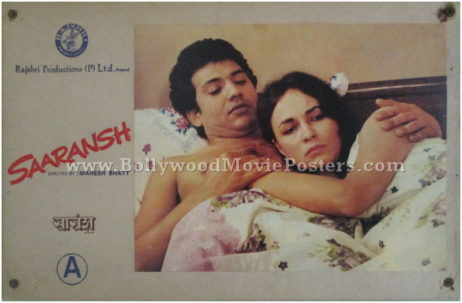 Saaransh Bollywood lobby cards