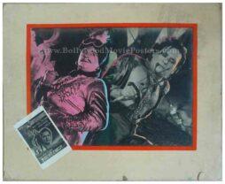 Shamsheer Baaz 1953 Fearless Nadia Hunterwali old hand painted bollywood posters