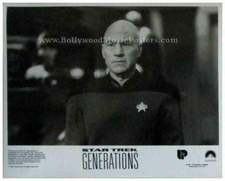 Star trek generations old Hollywood movie stills photos lobby cards for sale