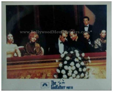 The Godfather Part III 3 old movie stills photos pictures lobby cards for sale