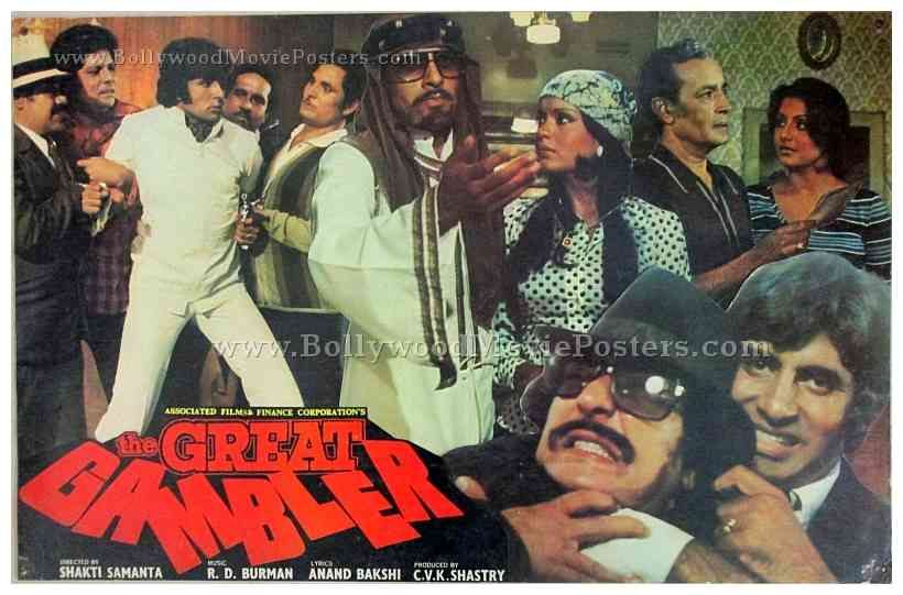 Image result for the great gambler hindi