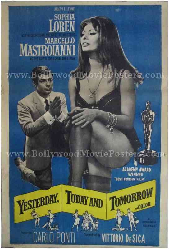 yesterday today and tomorrow bollywood movie posters